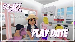 Roblox Bloxburg | Play Date!! Umzug in Ep7 S-2