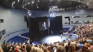 Павел воля во Владивостоке (цирк)