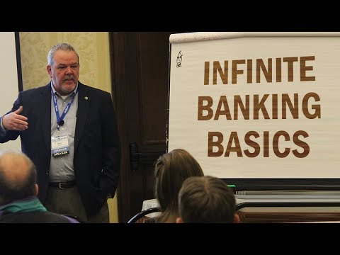 (Audio) James presents @ REI Dallas | Infinite Banking Basics