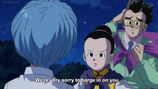 Chi Chi Awful moments Dragon Ball Super Episode 62