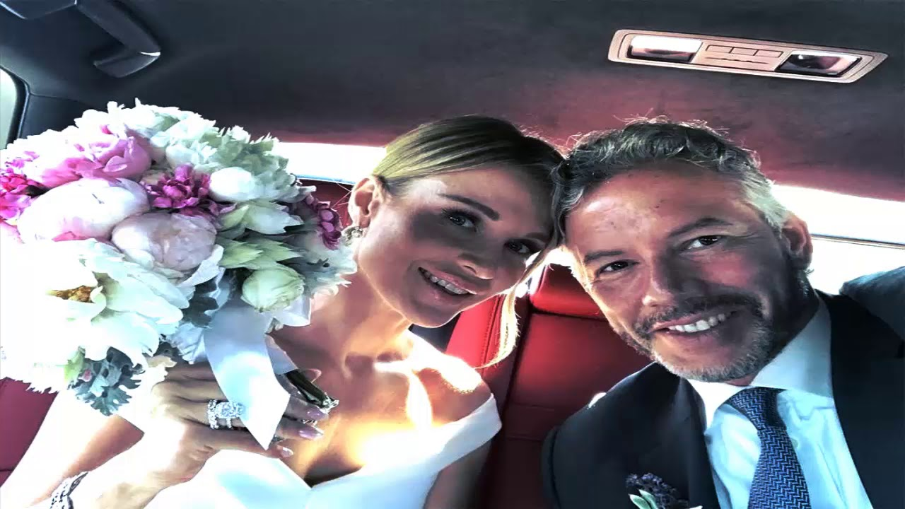 Joanna Krupa Is Married Again: Real Housewives Alum Weds Douglas Nunes