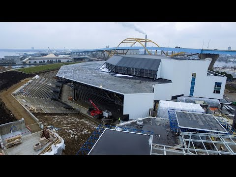 Second Phase Of American Family Insurance Amphitheater Well Underway
