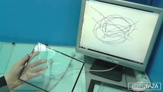 Акустические сенсорные экраны KeeTouch(SAW акустическая панель KeeTouch Технология производства экрана: Поверхностно-акустические волны (ПАВ) Толщина..., 2012-06-20T10:38:13.000Z)