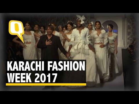 The Quint: Pret Collection Dominates Karachi Fashion Week 2017