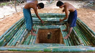 searching for groundwater wells bamboo
