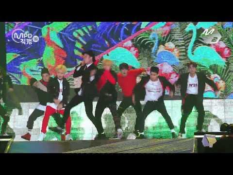 [MPD직캠 4K] 블락비 직캠 YESTERDAY Block B Fancam @KCON 2017 JAPAN_170521