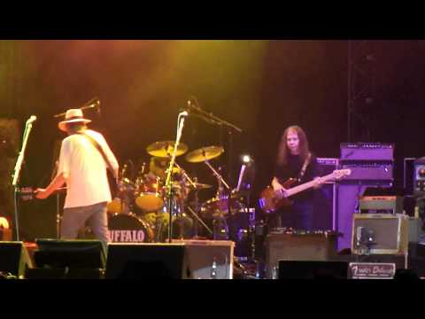 Buffalo Springfield--Broken Arrow--Live @ Bonnaroo Saturday 2011-06-11