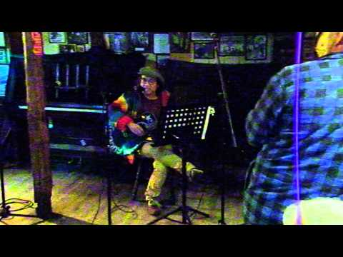 Danny McEvoy - Live at The Six Bells Chiddingly  - November 26th 2013 - Original songs