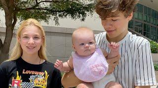 Маргарита и Артем стали родителями!