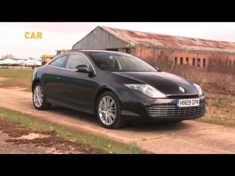 Renault Laguna Coupe : Car Review
