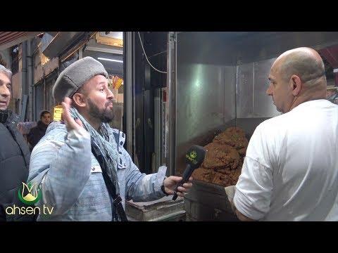 Çiğköfteci Ali Ustayı Kızdırdım - KOVULDUM