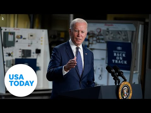 President Joe Biden announces new goal for vaccinations in US | USA TODAY