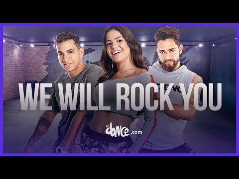 We Will Rock You - Queen | FitDance Life (Choreography) Dance Video