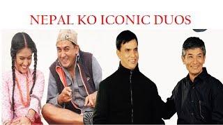 Dhurmus Suntali, MaHa Jodi ra Nepal kaa Iconic Duos haru!