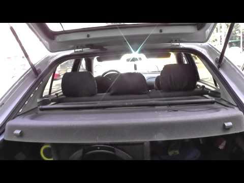 Mazda 626 электро замок багажника (с брелка сигналки)