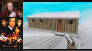 Goldeneye 007 Custom Level: Mt. Fuji (by Rey and Ami)