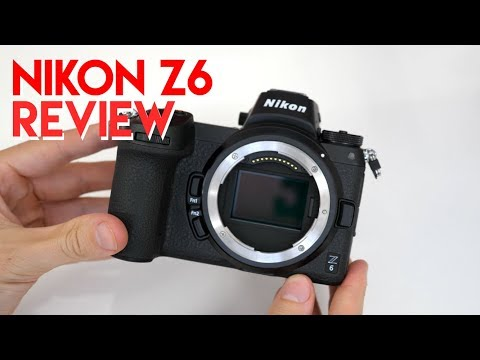 Nikon Z6 - Hands-on Review And Sample Photos