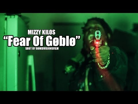 Mizzy Kilos - Fear Of Gøblø (Official Music Video) | Shot By @BOMBVISIONSFILM