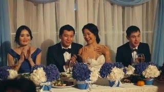 Свадебное видео в Алматы. Свадебный клип. Ислам и Айгерим. 17 октября