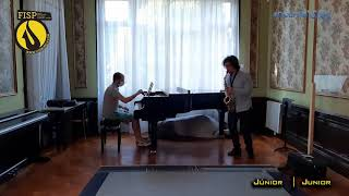 FOSP21 – Concurso de Saxofón «Vitor Santos» Categoria Junior 1