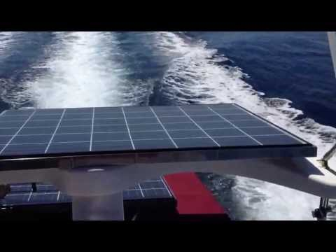 Diplomat 37 fly - katamaran na elektro pogon ! By Sinisa Krizanec