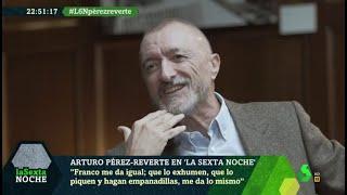 Pérez-Reverte, sobre Franco: