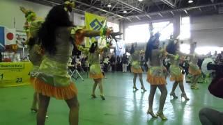 Grupo de dança Activity ...Carmem Miranda...Chica Chica Boom Chic