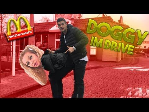 McDonalds PRANK | Katja Krasavice DOGGY im McDrive ! 😂💦