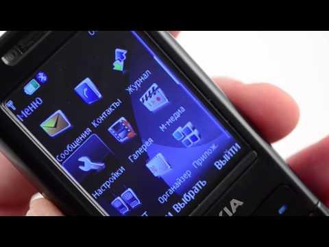 Обзор Nokia 6500 slide