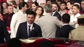 Celebrity at Isha Ambani (Mukesh Ambani Daughter) Wedding Reception