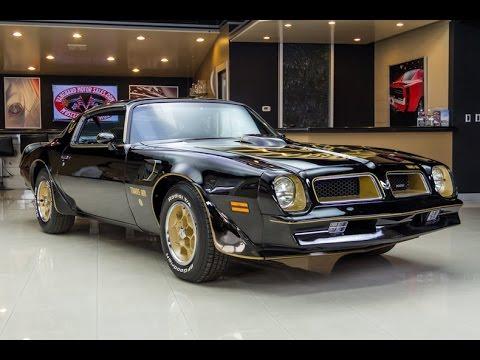 1976 Pontiac Firebird Trans Am Y82 SE For Sale