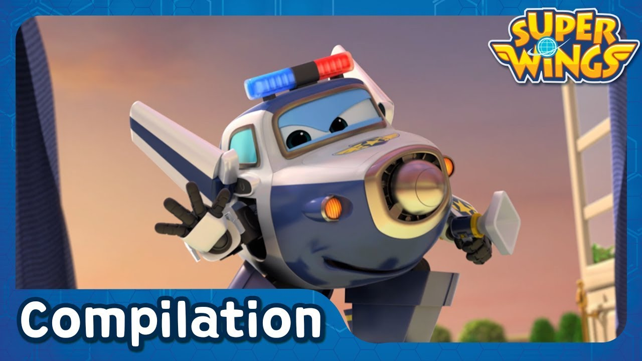 [Superwings s3 full episodes] EP26~EP30