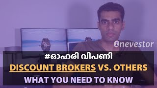 Discount Brokers vs. Full-service Brokers: What You Need To Know [MALAYALAM / EPISODE #22]