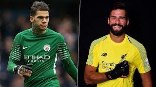 Top 5 thủ môn đắt giá nhất thế giới