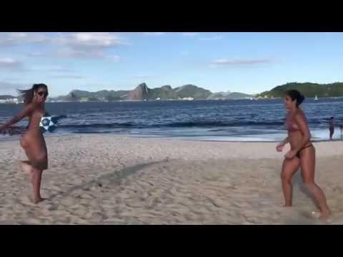 Секс на лучших пляжах бразилии