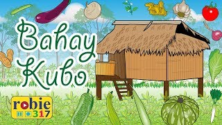 Gambar cover Bahay Kubo (Nipa Hut) | Filipino Nursery Rhymes | robie317
