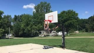 Финты и трюки ,баскетбол