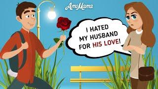 Karikatür - Onu | AmoMama için hayatımdaki En güzel Şey benim