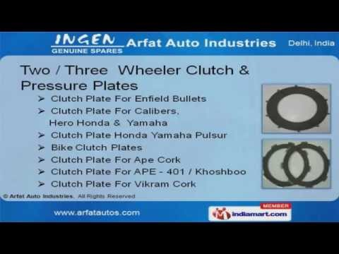 Auto Spare Parts  by Arfat Auto Industries, New Delhi