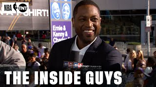 Ahead of the 2019-20 nba season opener in los angeles, on tnt announced that 3x champion with miami heat, dwyane wade, would be joining crew as an analyst. , watch highlights from ...