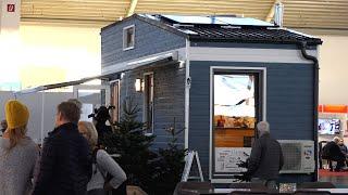 Minihaus / Tiny House Thy Pdv-840 Von Se-tinyhouses.de Auf Heim+handwerk 2019 – 27 M² Nutzfläche