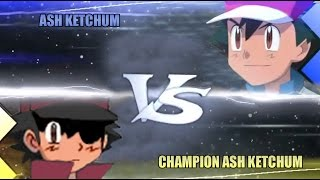 Pokemon Omega Ruby & Alpha Sapphire [ORAS] WiFi Battle: Ash Vs Ash Champion
