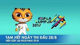 vuclip Sea Games 29: Trực tiếp cử tạ, cầu lông, taekwondo, muay 28/8/2017 HTV Sports HTV Thể Thao
