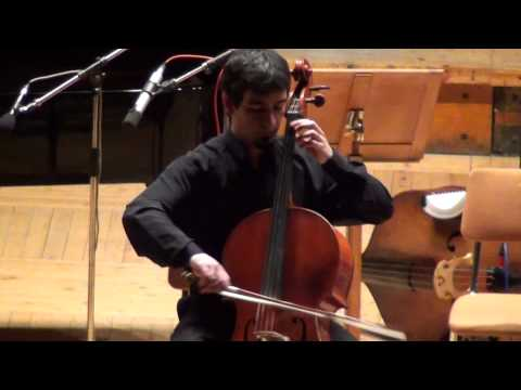 Popper: Hungarian Rhapsody for cello and piano - Davi Barreto