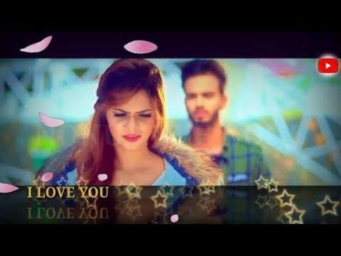 😘  Jannat  😘 Atish's   Punjabi Love Song  