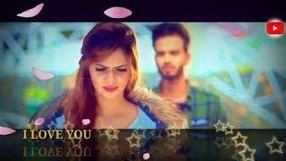 😘| jannat |😘 Atish's | punjabi love song |