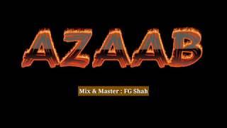 AZAAB | A-SQUARE X ANAS BALOCH | XO9 MUSIC | LATEST RAP SONG 2019