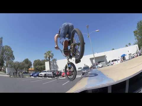 Free Agent Bikes – BMX Jam in Riverside