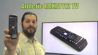 ANDERIC RRXRT112 for Vizio TV Remote Control - www.ReplacementRemotes.com