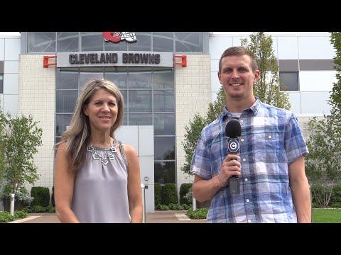 Roger Goodell visits Browns: Browns Berea report